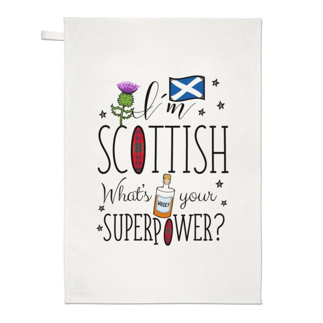 I/'m A Nurse What/'s Your Superpower Tea Towel Dish Cloth Superhero Funny