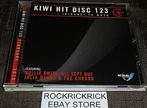 KIWI-HIT-DISC-VOL-123-NZ-ON-AIR-16-TRACK-CD-SEE-PHOTOS-FOR-TRACK-LISTING