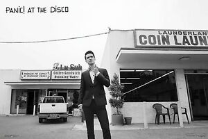 LAUNDRY MUSIC POSTER BAND 3209 24x36 PANIC AT THE DISCO