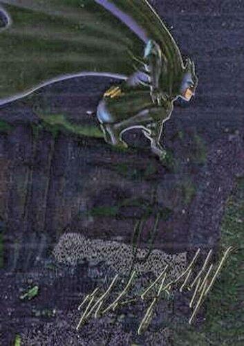 BATMAN   MASTER SERIES 1996 BATMAN FANTASY CARDS 001 TO 006 BY SKYBOX  CHOOSE