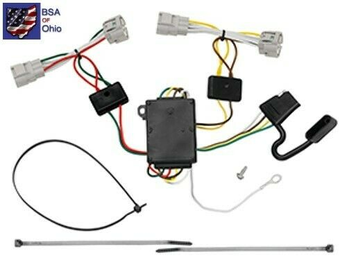 Tekonsha Trailer Hitch Wiring Tow Harness for Toyota ...