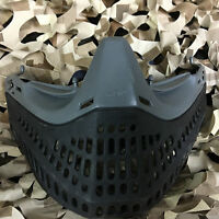 Jt Paintball Spectra Proflex Mask Goggle Eps Flex Bottom - Grey/black