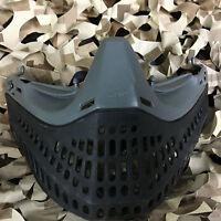 Jt Paintball Spectra Proflex Mask Goggle Eps Flex Bottom - Grey/black
