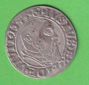 Ostpreussen-Albrecht-von-Brandenburg-Groschen-1545-stampsdealer