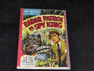 RADAR PATROL VS. SPY KING CLIFFHANGER SERIAL 12 CHAPTER