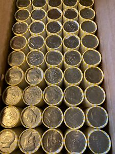 1-Unsearched-Roll-of-Half-Dollars-POSSIBLE-40-90-Silver-Buy-More-Save-More