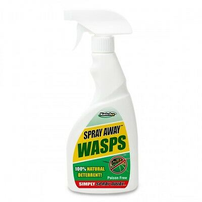 Spray Away Wasps - Poison Free Pest Control