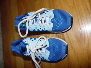 factory price f67e9 95bf5 Details about Nike Zoom Pegasus 31 Girl's Running Shoes Size 1.5Y BLUE  #654412-401 Great