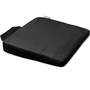 Orthopedic-Ergonomic-Cushion-Travel-Chair-Raiser-Car-Seat-Wedge-Back-Support-PB