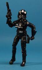 "Star Wars - Black Series 6"" - EE Exclusive - Lt. OXIXO TIE Pilot - LOOSE / MINT"
