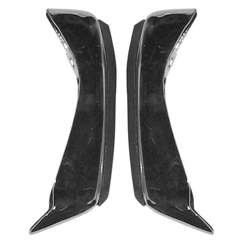 For Chevy Chevelle 71-72 Goodmark Rear Driver /& Passenger Side Bumper Guards