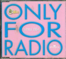 Only For Radio Aprile 2004 - Alicia Keys/Him/D'Alessio/Dido Promo Cd Perfetto