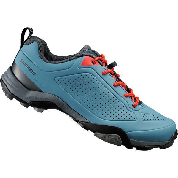 Shimano MT3 SPD shoes, bluee, size 36
