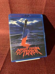 Amazon.com: Night Train To Terror (Blu-ray + DVD Combo) by