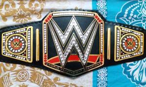 WWE-World-Heavyweight-Champion-Title-Belt-Metal-Plates-Leather-Adult-Replica-New