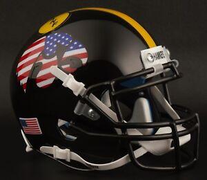 IOWA-HAWKEYES-NCAA-Schutt-XP-Authentic-MINI-Football-Helmet