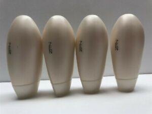 Lot of 4 Zen by Shiseido 1.0 oz/30 ml Perfumed Body Lotion Women, Old Formula!