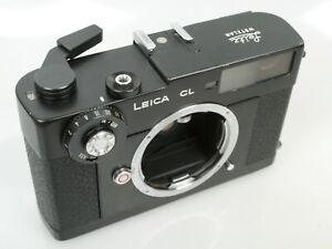 Leica CL Gehäuse body Beli nicht ok sonst TOP meter not ok, all other perfect