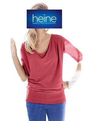 Long-Bluse Mauve KP 29,90 € SALE/%/%/% Best Connections by heine B.C NEU!!