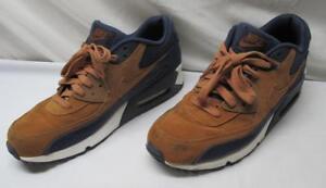 uk availability cc4f6 dc2e5 Image is loading NIKE-AIR-MAX-90-PREMIUM-Shoes-Mens-10-