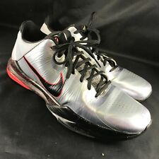 buy popular 837cb fa258 2010 Nike Zoom Kobe V 5 WOLF GREYBLACK-DARING RED 386429-006