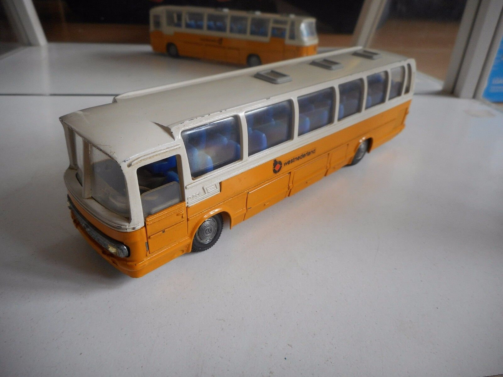 Tekno Holland Mercedes O302  Westnederland  in Yellow White