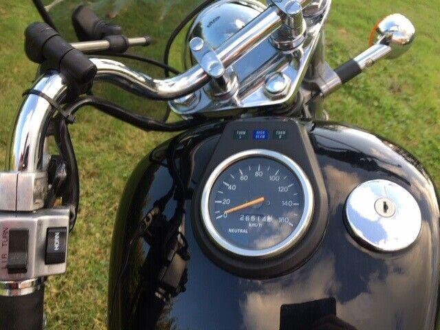 Suzuki LS 650 ccm P 31 hk. Savage, 1994