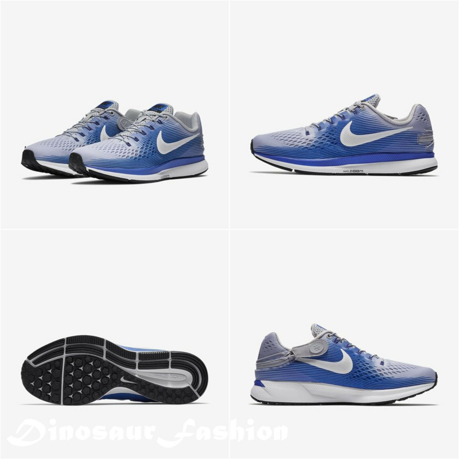 425ac2185 NIKE AIR ZOOM PEGASUS 34 34 34 FLYEASE 4E (904676-004).Men s Running Shoe  (EXTRA WIDE) ca6e9a