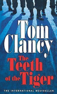 """""""AS NEW"""" Clancy, Tom, The Teeth of the Tiger (Jack Ryan Jr) Book"""