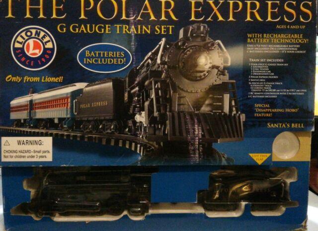 Lionel Polar Express G-Gauge Santa/'s Bell  NEW 7-11022