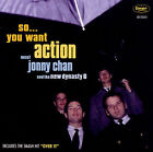 So...You Want Action by Jonny Chan and the New Dynasty 6 (CD, Mar-1998, Dionysus Records)