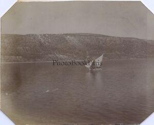 En-Mediterranee-Italie-Photo-amateur-Vintage-citrate-ca-1910