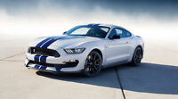 2016 Ford Mustang Shelby Gt350 Cobra Car Poster Print Style B 42x76 Huge
