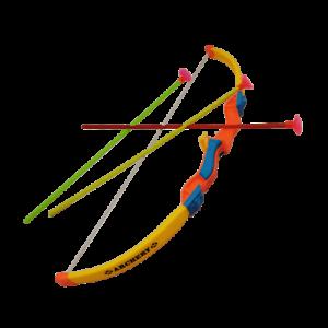 Pfeil-und-Bogen-Set-Kinderbogen-Sportbogen-mit-Pfeile-Spielbogen-39cm-Archery