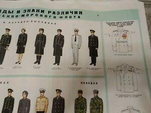 2-Military-soviet-plakat-034-uniforms-and-insignia-034