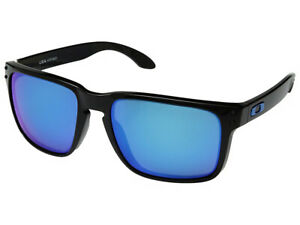 Oakley-Holbrook-XL-Sunglasses-OO9417-0359-Polished-Black-Prizm-Sapphire-Iridium