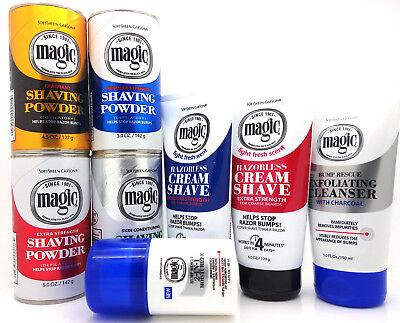 Magic Shave Shaving Powder Razorless Hair Removing Cream By