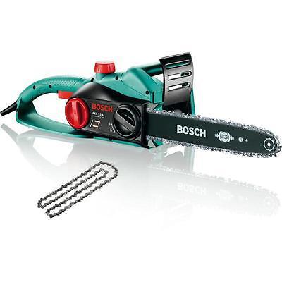 Bosch tronçonneuse électrique AKE 35 S avec 2 Chaînes
