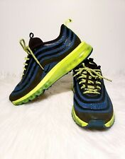 2013 Nike Air Max 97 Hyperfuse 631753 301 Mens Size 9.5 Olive Forest Green Camo