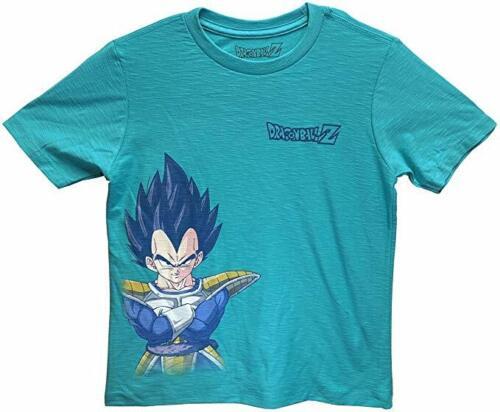 Dragon Ball Z Shirt pour Garçons Mélange Vegeta bras croisés Tee T-SHIRT DRAGONBALL Z