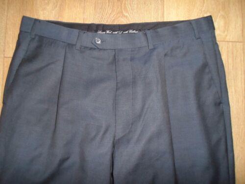 e di Pantaloni Collezione chiaro W36 cashmere blu lana s in M sottili L33 a righe lusso wtv1BqE