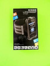 NEW Lifeproof Black Arm Band for iPhone 4/4S Case