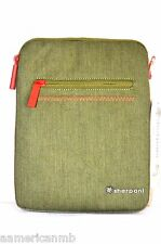 """Sherpani Sync 10"""" Tablet Sleeve Case Cover OLIVE Ipad 2 3 4 Air Samsung Kindle"""