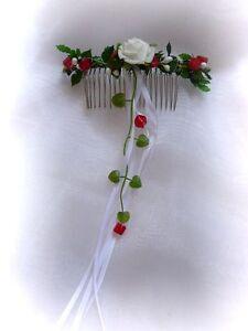 Haarschmuck-Haarkamm-Hochzeit-Kommunion-Schulanfang