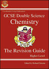 GCSE Double Science: Chemistry Revision Guide - Higher Level by Richard Parsons, Paddy Gannon (Paperback, 1998)