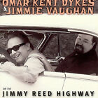 On the Jimmy Reed Highway by Omar Dykes (CD, Aug-2007, Ruf Records)