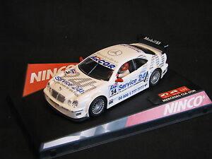 Ninco-Mercedes-Benz-CLK-DTM-2000-1-32-24-Pedro-Lamy-POR-JS