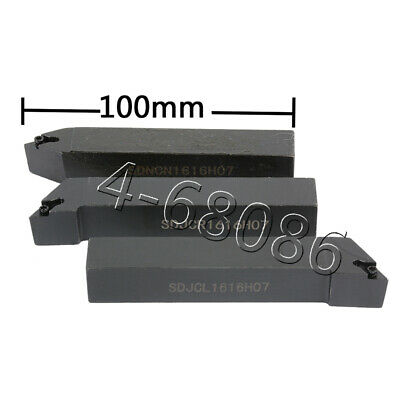 SDNCN1616H07(16mm*100mm)lathe External Turning Tool Holder For  DCMT07**