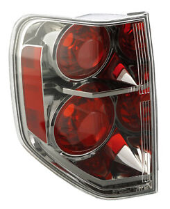 06-08 Honda Pilot Taillight Taillamp Rear Brake Light Lamp Right Passenger Side
