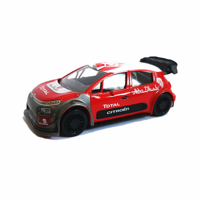 Norev 430301 Citroen C3 WRC Red/White - Course Car Scale 1:43 New! °
